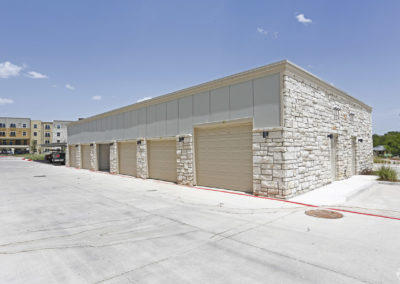 Villages at Fiskville senior apartment garage rentals